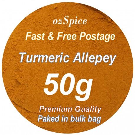 Turmeric Allepy Curcuma longa 3% - 5%