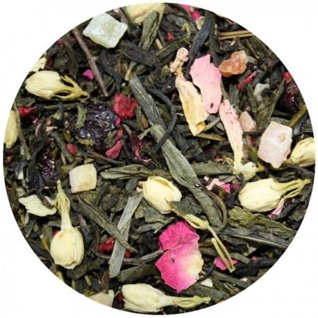 Cherry Blossom Sencha Tea